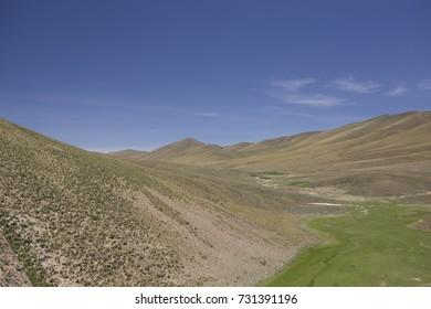 Bolivia, landscape