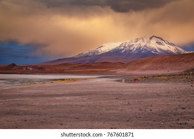 Bolivia nature landscape
