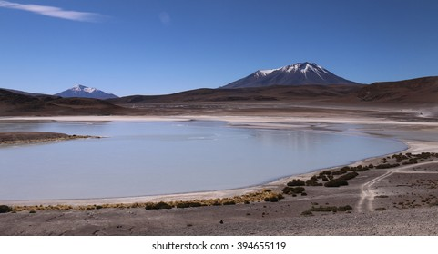 Bolivia Selar de Uyuni lagoons