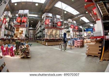 Bologna Italy July 16 Ikea Store Stock Photo Edit Now 89070307