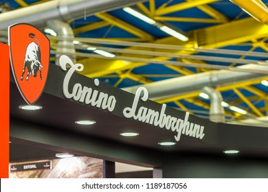 Tonino Lamborghini Logo Images Stock Photos Vectors Shutterstock