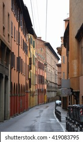Bologna, the largest city and the capital of the Emilia-Romagna region in Italy