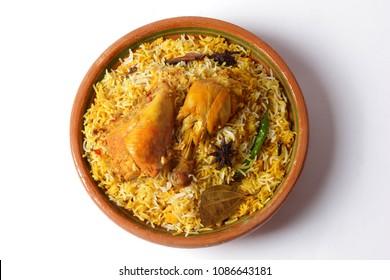 Bombay biryani, Traditional spicy indian food, Iftar meal, Ramadan dinner.