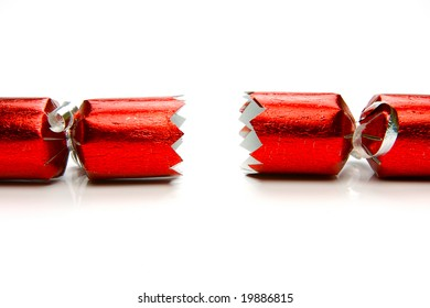 Bon bons isolated against a white background