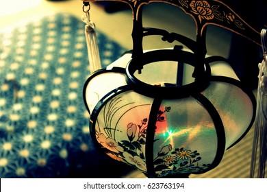 Bon Festival lantern