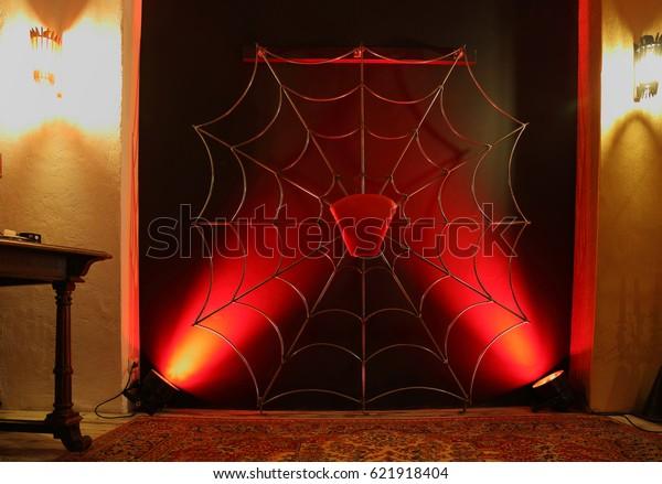Bondage Metal Net Bdsm Furniture Stockfoto Jetzt Bearbeiten 621918404