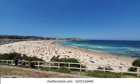Bondi Beach in Sydney Austraila