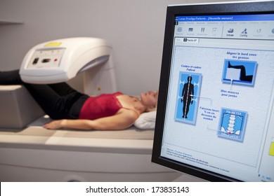 Bone Densitometry Examination