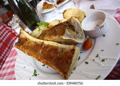 Bone Marrow Lunch, Paris, France