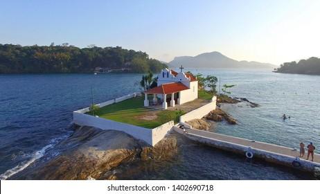 Bonfim's Church - Angra dos Reis - Rio de Janeiro - Brazil
