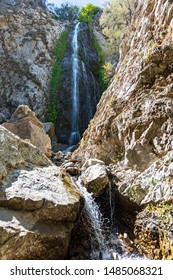 Bonita Falls San Bernardino National Forest
