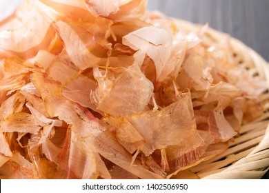 Bonito Flakes image (Japanese katsuobushi)