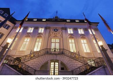 Bonn Rathaus. Bonn, North Rhine-Westphalia, Germany