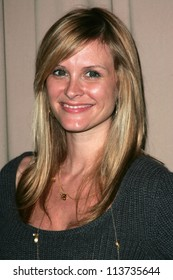Bonnie Somerville at the 6th Annual Awards Season Diamond Fashion Show Preview hosted by Diamond Information Center and InStyle Magazine. Beverly Hills Hotel, Beverly Hills, CA. 01-11-07