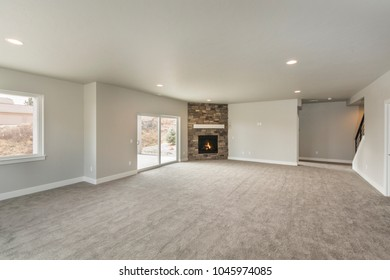 Bonus room with Fire Place