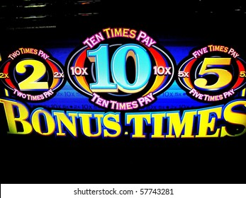 bonus which you hope for when playing the slot machines