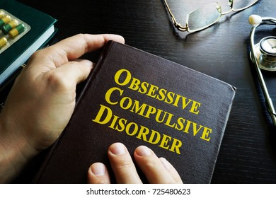 Book about Obsessive–compulsive disorder (OCD).