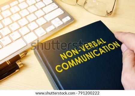 Verbal And Nonverbal Book