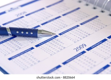 Book business contact planning 2008-2009
