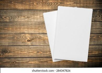 Book, cover, blank.