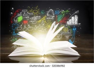 Book graph.