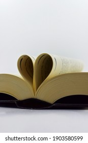 Book with Heart Symbol, Book Love