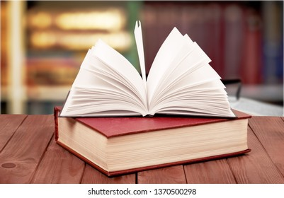 book and icons