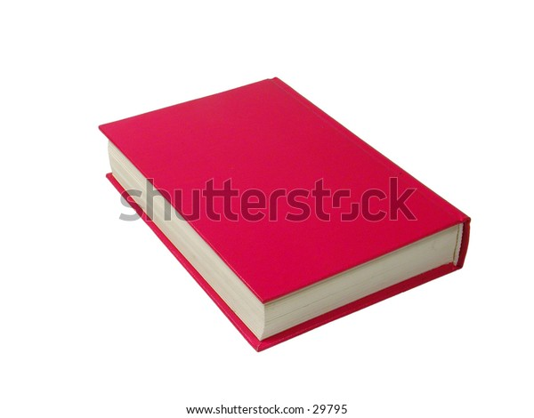 Book on a white background.