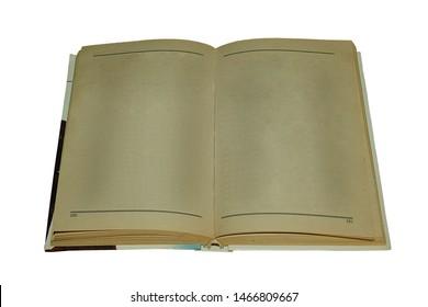Livre Ancien Ouvert Images Stock Photos Vectors