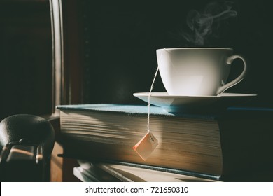 Image result for books and tea photo free