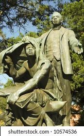 Booker T. Washington statue