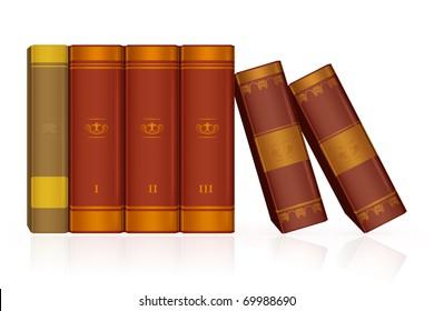 Books, bitmap copy