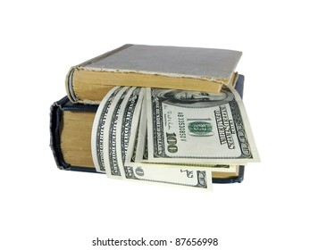 books and dollars