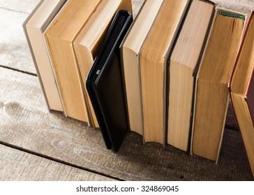 Books, literature, knowledge