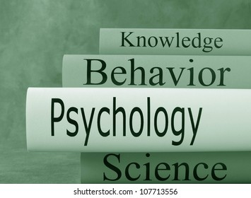 Books on human behavior and psychology