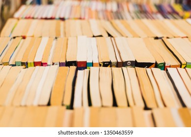 A Lot of Books on Sale