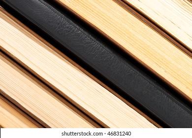 books row diagonal