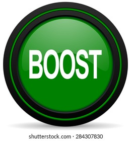boost green icon