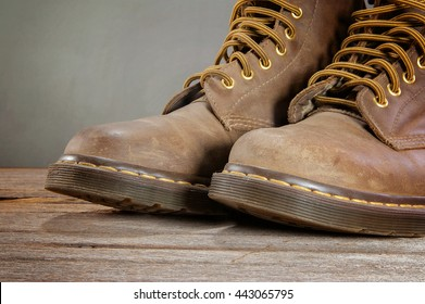 Boots for man