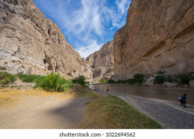 Boquillas Canyon Big Bend