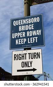 BORD BRIDGE SIGN