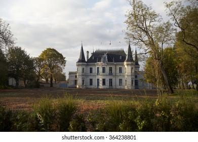 Bordeaux chateau Palmer