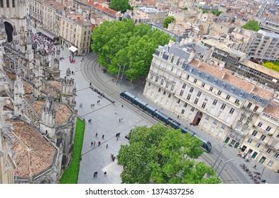 Bordeaux city, Gironde, Aquitaine, France