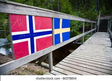 Borderline Norway Sweden