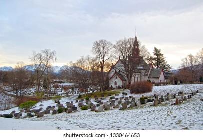 Borgund Church Aalesund