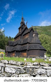 Borgund Stave Church is a stave church located in the Sogn og Fjordane county, Norway.