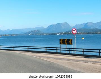Borgundfjorden, Alesund, Norway