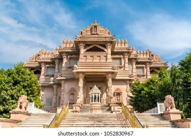 Borij Derasar, a Jain Temple in Gandhinagar - Gujarat State of India