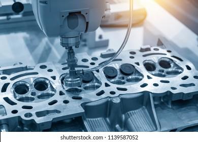 Aluminum Cylinder Head Images, Stock Photos & Vectors