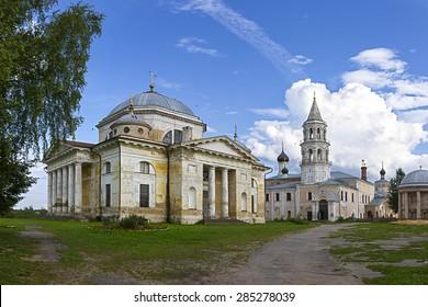 Borisoglebsky Monastery, Torzhok, Tver region, Russia
